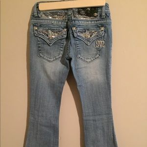 Miss Me Jeans - Distressed Miss Me Jeans